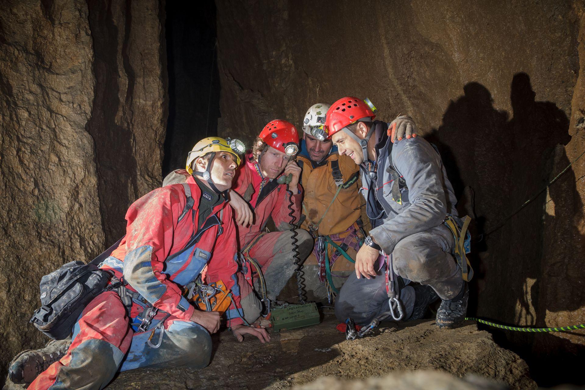 """Speleološka ekspedicija """"Sjeverni Velebit 2014."""" – 02-17.08.2014."""